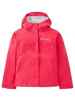 columbia-girls-arcadia-jacket-pink