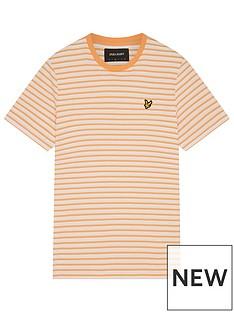 lyle-scott-stripe-ringer-t-shirt-multi