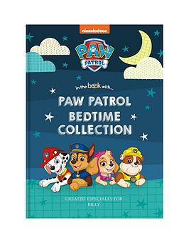Personalised Paw Patrol Bedtime Collection