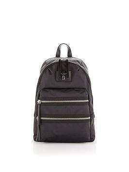 marc-jacobs-nylon-backpack-black