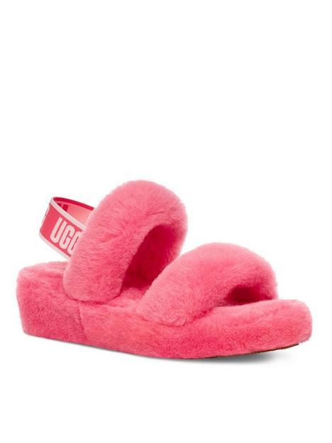 ugg-oh-yeah-slipper-pink