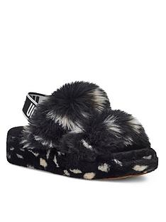 ugg-oh-yeah-spots-slipper--nbspblack