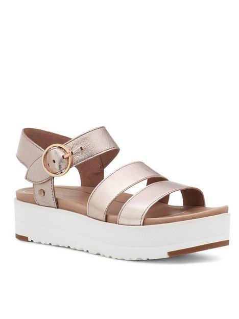 ugg-leedah-wedge-sandal--nbsprose-gold