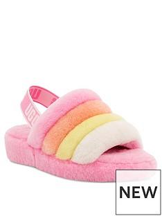 ugg-fluff-yeah-slipper-pink