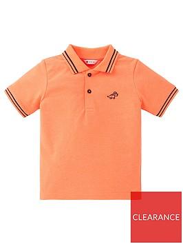 mini-v-by-very-boys-neon-polo-shirt