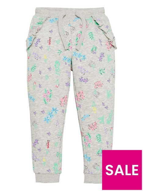 mini-v-by-very-girls-floral-jogger-grey-marl
