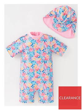 mini-v-by-very-girlsnbsphibiscus-sunsafe-and-hat-multi