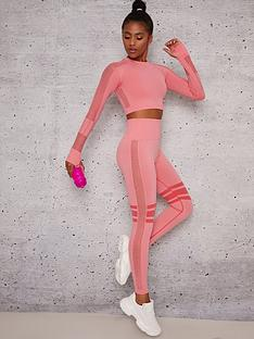 chi-chi-london-ella-gym-leggings-pink