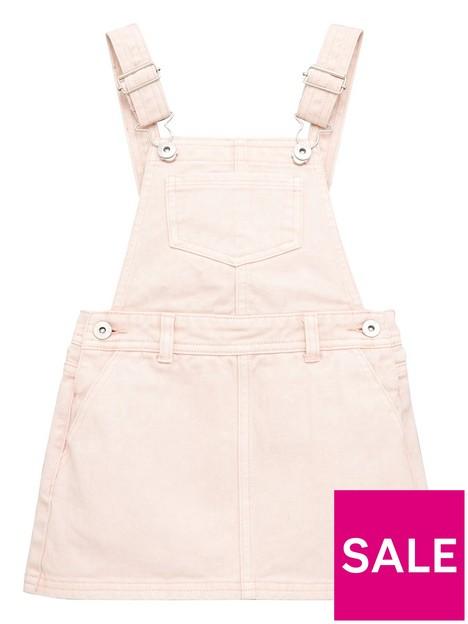 mini-v-by-very-girls-denim-dungaree-dress-pink
