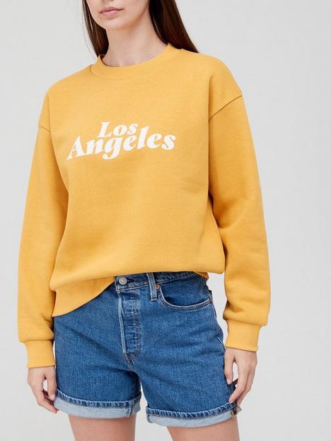 v-by-very-front-print-los-angelesnbspslogan-sweat-mustard