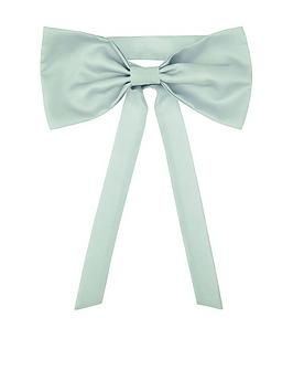 monsoon-girls-duchess-twill-bridesmaid-bow-and-sash-green