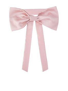 monsoon-girls-duchess-twill-bridesmaid-bow-and-sash-pink