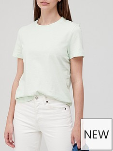 v-by-very-the-essentialnbspcrew-neck-t-shirt-sage