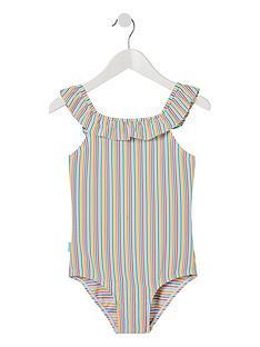 fatface-girls-multi-stripe-frill-swimsuit-multi