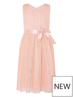 monsoon-girls-foil-tulle-wrap-dress-pink