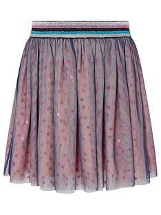 monsoon-girls-colour-block-sequin-skirt-pink