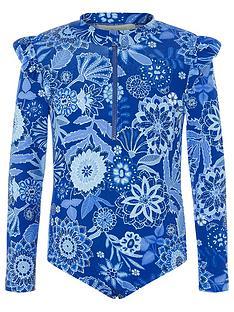 monsoon-girls-sew-flower-print-sunsafe-swimsuit-blue