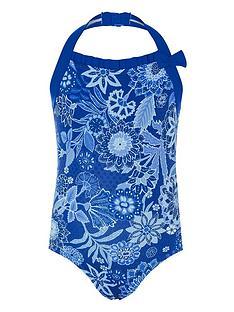 monsoon-girls-sew-flower-print-halter-swimsuit-blue