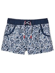 fatface-girls-shell-print-boardie-shorts-navy