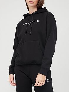 pink-soda-lyon-hoodie-black