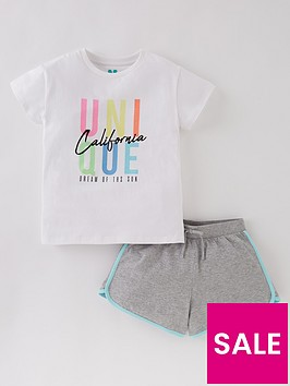 v-by-very-girls-summer-t-shirt-ampnbspsporty-shorts-multi