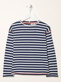 fatface-girls-long-sleeve-drop-shoulder-breton-t-shirt-navy