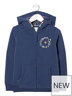 fatface-girls-blooming-brilliant-zip-through-hoodie-navy