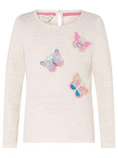 monsoon-girls-sew-butterfly-badge-top-oatmeal