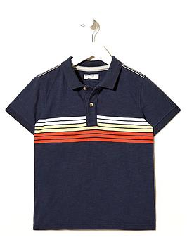 fatface-boys-short-sleeve-retro-stripe-polo-navy