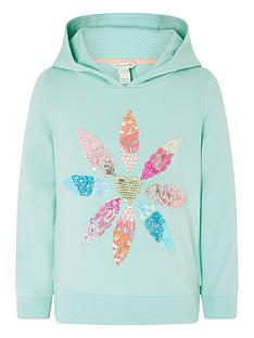 monsoon-girls-embellished-flower-hoodie-aqua