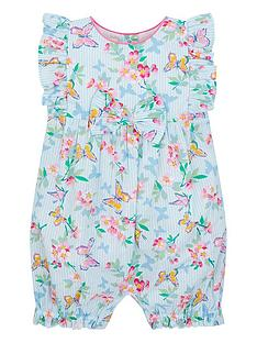 monsoon-baby-girls-butterfly-floral-romper-blue