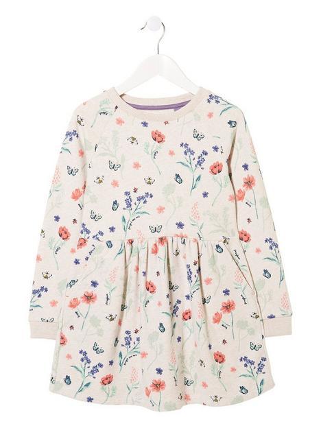 fatface-girls-spring-floral-sweat-skater-dress-oatmeal