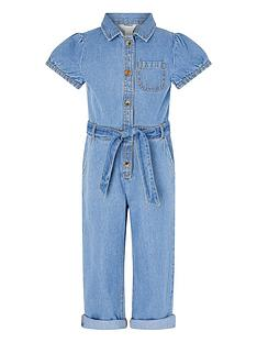 monsoon-girls-denim-puff-sleeve-jumpsuit-blue