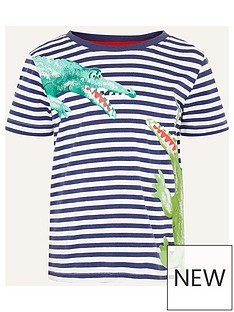 monsoon-boys-croc-stripe-t-shirt-navy
