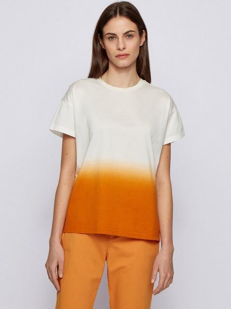 boss-edipa-dip-dye-t-shirt-multi