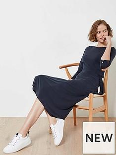mint-velvet-navy-tie-front-jersey-dress