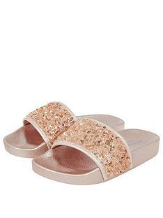 monsoon-girls-dazzle-sequin-slider-pale-pink