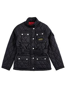 barbour-international-girls-flyweight-quilt-jacket-black