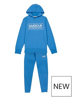 barbour-international-boys-essential-tracksuit-blue