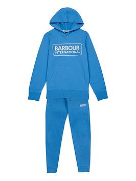 barbour-international-boys-essential-tracksuit-blue