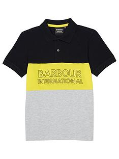 barbour-international-bold-colour-block-polo-shirt-black