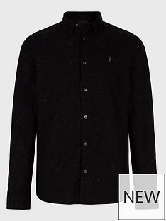 allsaints-petrell-shirt-black
