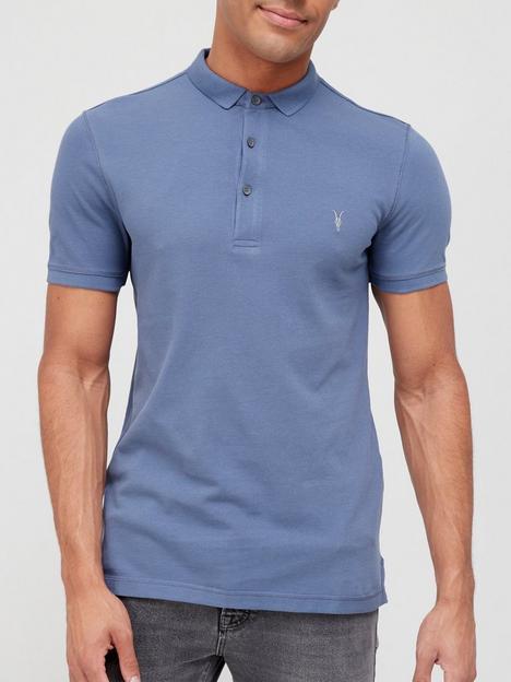 allsaints-reform-pique-polo-shirt-blue