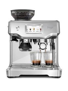 Sage Barista Touch Brushed Stainless Steel Coffee Machine