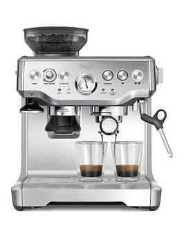 Sage Barista Express Espresso Coffee Machine With Temp Control Milk Jug