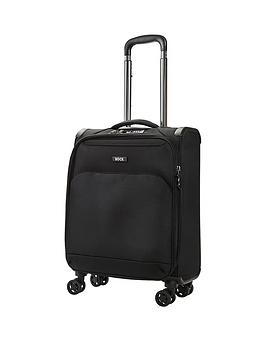 rock-luggage-georgia-carry-on-8-wheel-suitcase-black