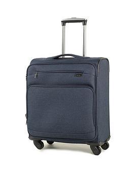 rock-luggage-madison-carry-on-4-wheel-suitcase-navy