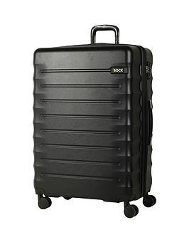 rock-luggage-synergy-large-8-wheel-suitcase-black