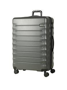 rock-luggage-synergy-large-8-wheel-suitcase-charcoal