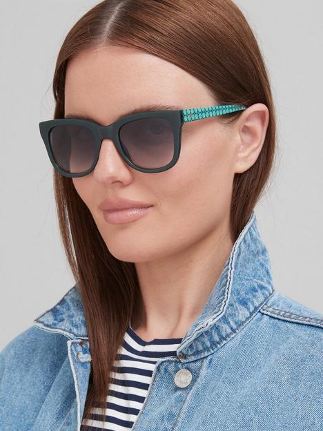 joules-blengdale-oval-sunglasses-dark-green